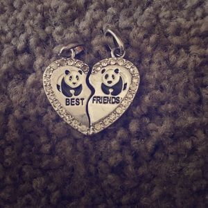 Best friend panda charms 🐼